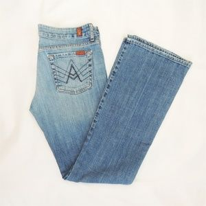 Seven for all Mankind A Pocket Jeans 29